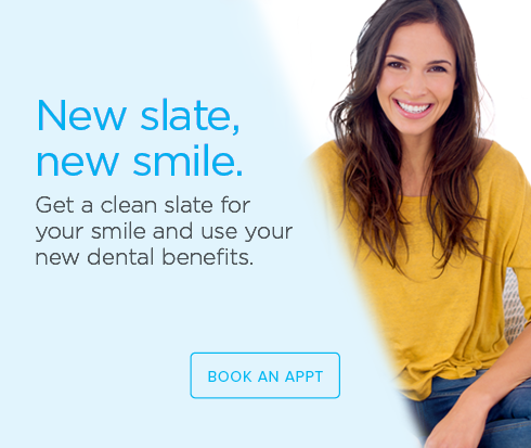 Clinton Dental Group and Orthodontics - New Year, New Dental Benefits